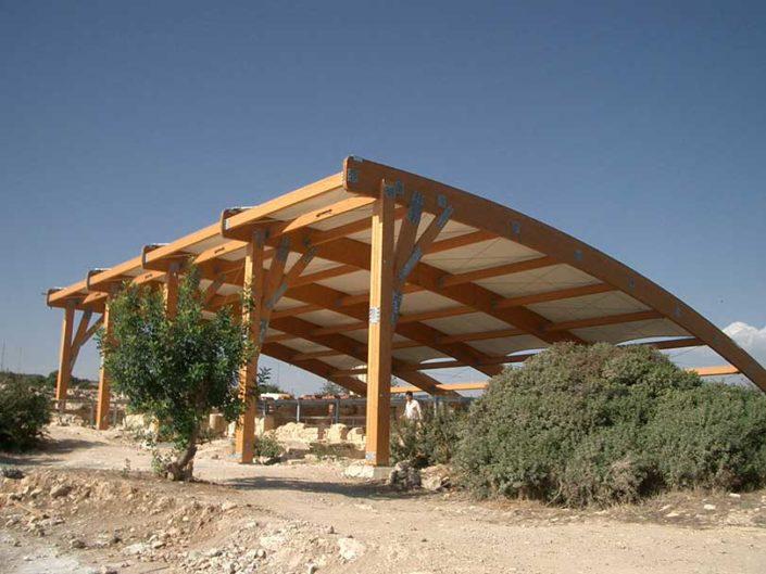 WAVE TEXTILE ARCHITECTURE - Cipro - Ad Arco