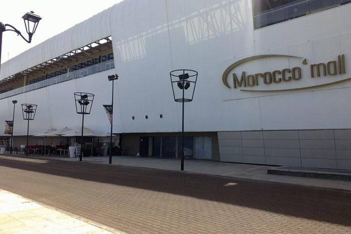WAVE TEXTILE ARCHITECTURE - Casablanca Marocco - Per Facciata
