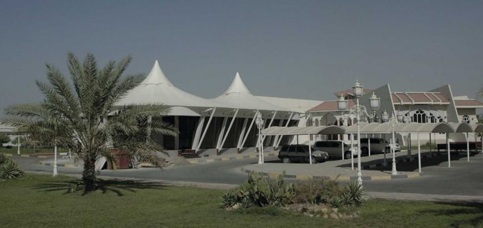 WAVE TEXTILE ARCHITECTURE - Abu Dhabi - A progetto Speciale