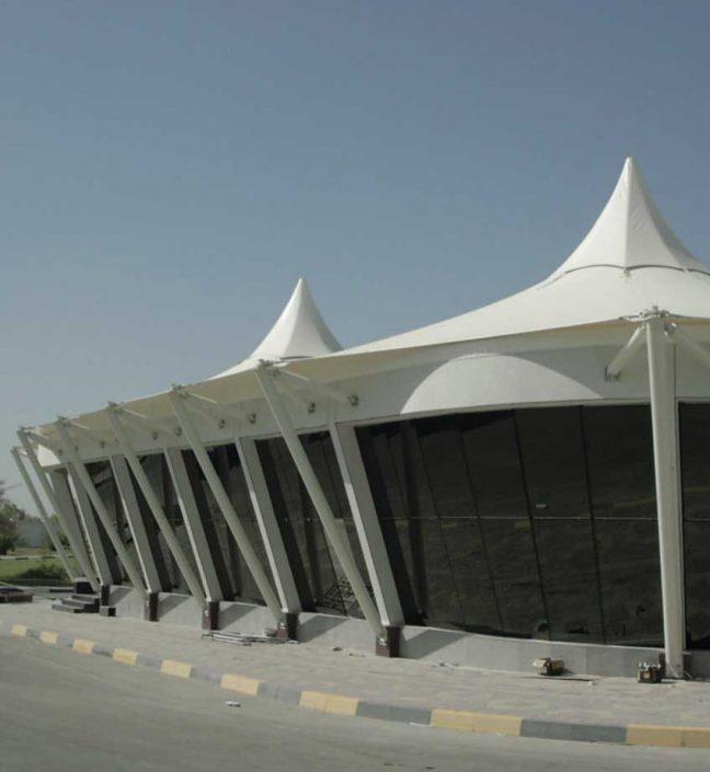WAVE TEXTILE ARCHITECTURE - Abu Dhabi - A progetto Speciale