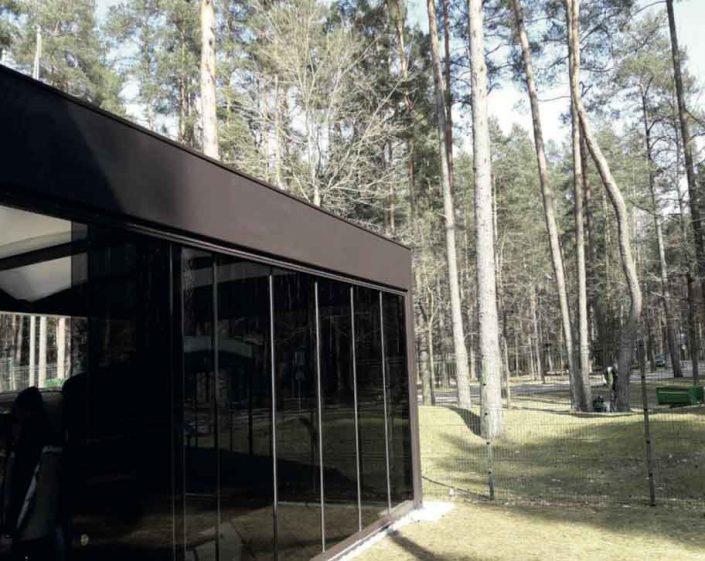 WAVE TEXTILE ARCHITECTURE - Lituania - A progetto Speciale