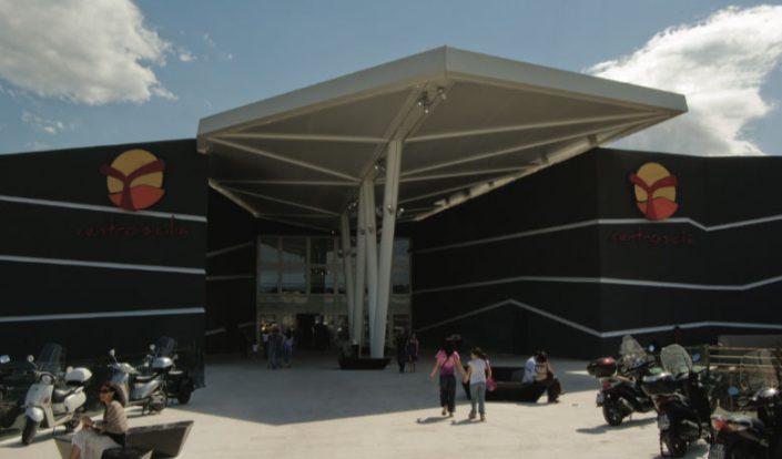 WAVE TEXTILE ARCHITECTURE - Misterbianco - Tenso Modulari