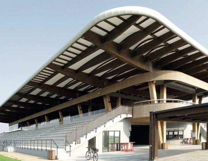 WAVE TEXTILE ARCHITECTURE - Slovacchia - A progetto Speciale