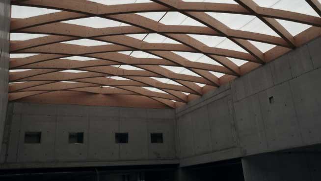 WAVE TEXTILE ARCHITECTURE - Ferrara - Ad Arco