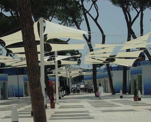 WAVE TEXTILE ARCHITECTURE - Roma - A progetto Speciale