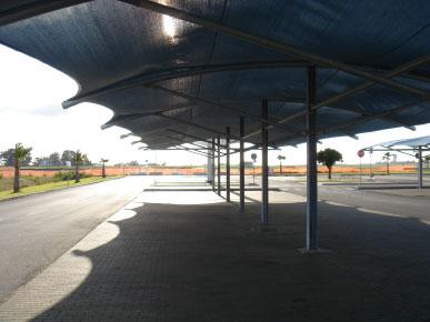WAVE TEXTILE ARCHITECTURE - Italia - Tenso Modulari