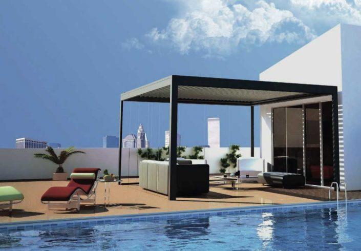 WAVE TEXTILE ARCHITECTURE - Dubai - Frangisole