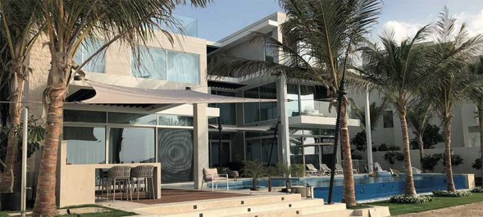 WAVE TEXTILE ARCHITECTURE - Dubai - Tenso A Vela