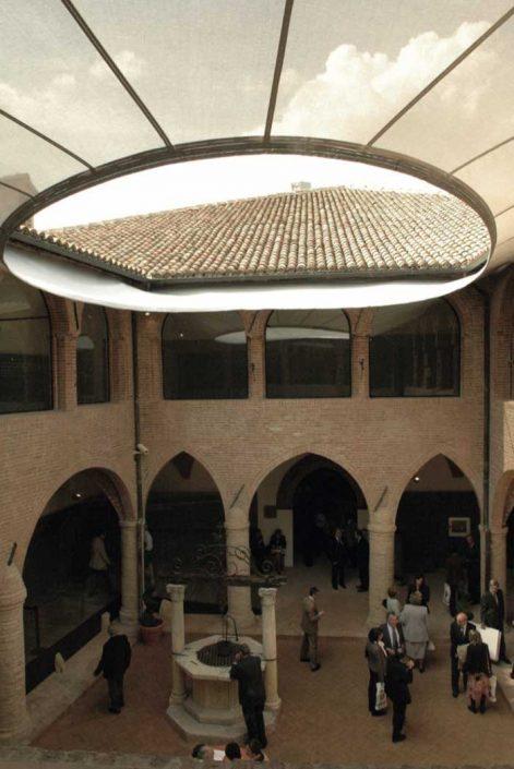 WAVE TEXTILE ARCHITECTURE - Fabriano - A progetto Speciale
