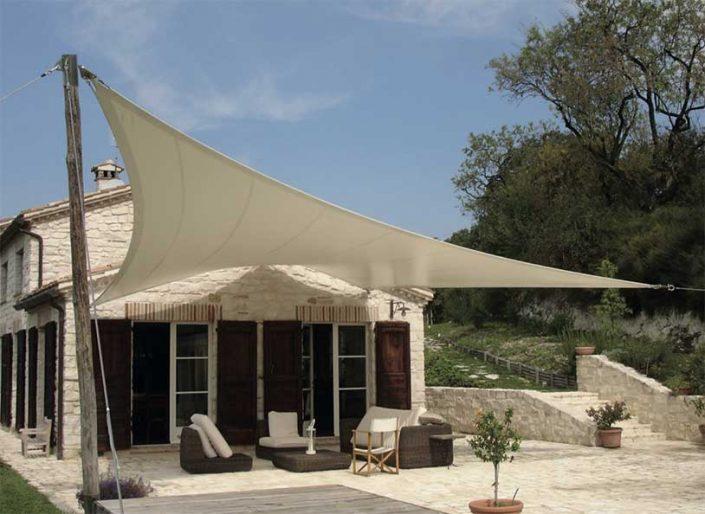 WAVE TEXTILE ARCHITECTURE - Sirolo - Tenso A Vela
