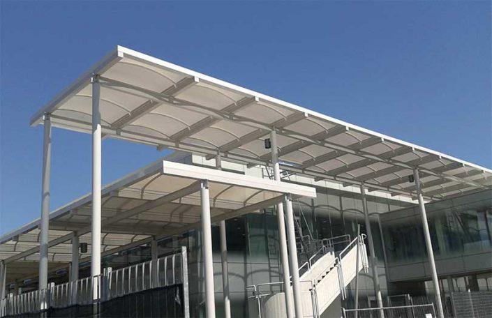 WAVE TEXTILE ARCHITECTURE - Moncalieri - Tenso Modulari