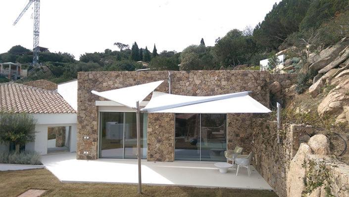 WAVE TEXTILE ARCHITECTURE - Porto cervo