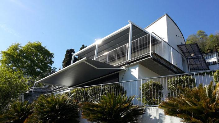 WAVE TEXTILE ARCHITECTURE - Svizzera - Pergole